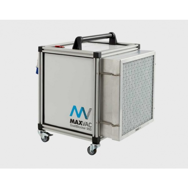 Oxtrad Tools Ltd MaxVac Dustblocker DB900 Air Filtration Cleaner 110v or 240v