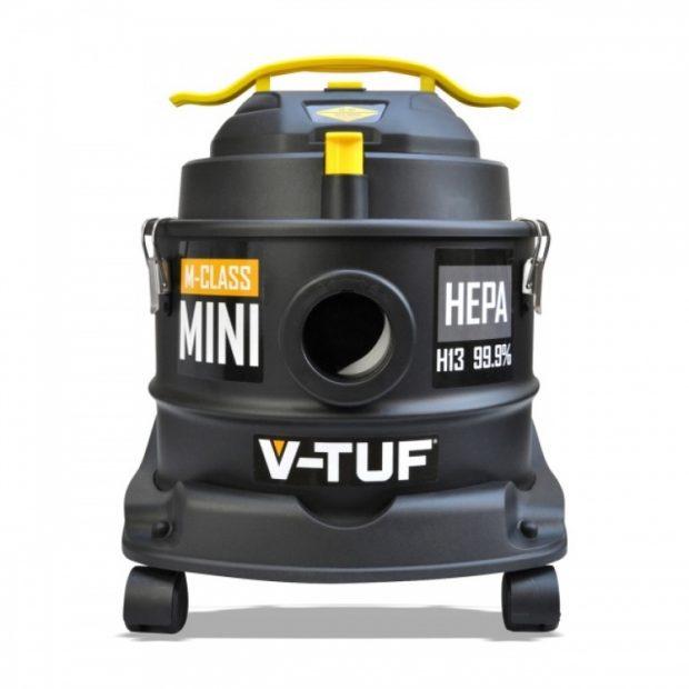 Oxtrad Tools Ltd V-Tuf Mini M-Class Mini Dust Extractor 110v/240v
