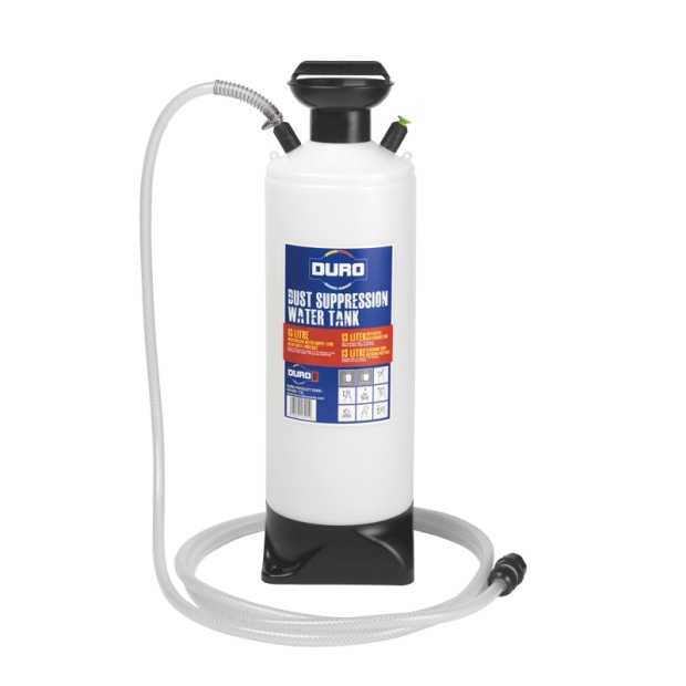 Oxtrad Tools Ltd Duro 13Ltr Dust Suppression Water Tank DST13L