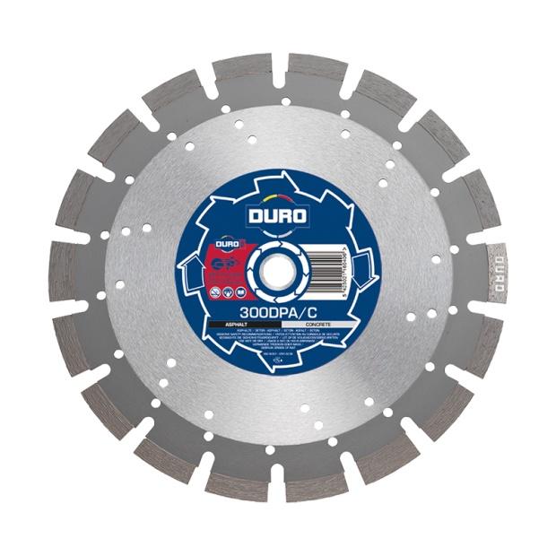 Duro Diamond Concrete and Asphalt Cutting Blade DPA/C