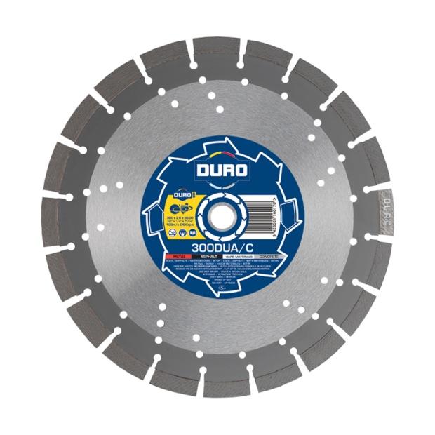 Duro Diamond Concrete Metal and Asphalt Cutting Blade DUA/C
