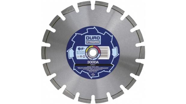 Duro Standard 300DA Diamond Asphalt & Abrasive Blade 300mm x 20mm