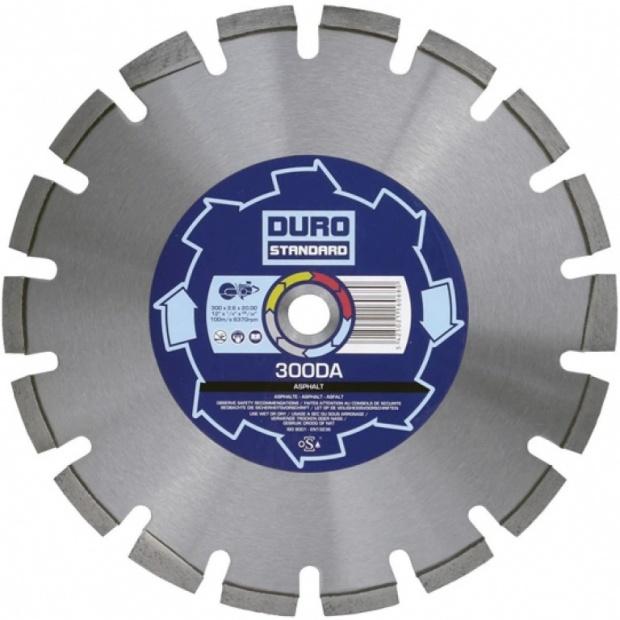 Duro Diamond Asphalt Laser Welded Blade 300mm DA