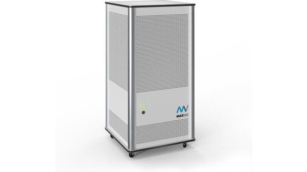 MaxVac Medi 10 Air Purifier with UV-C Virus Sterilizer 240v