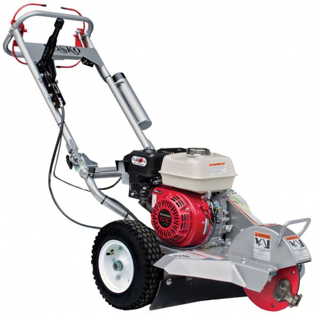 Oxtrad Tools Dosko 200 Mini Stump Grinder Honda GX200 DOSKO6HP 2