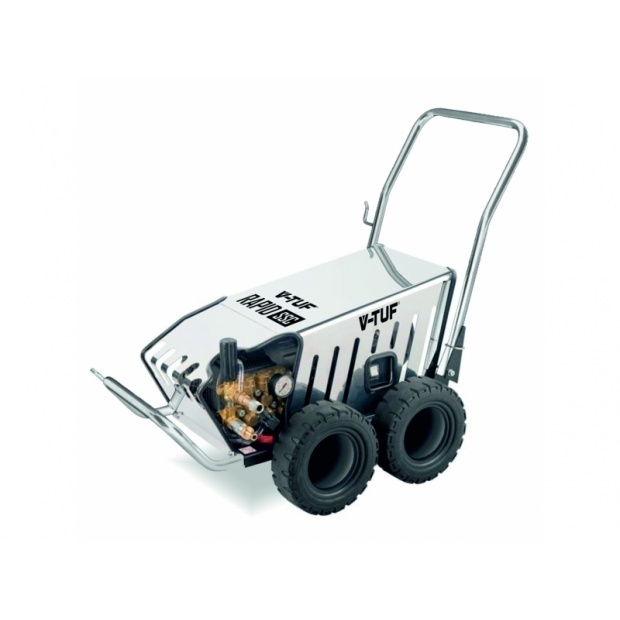 Oxtrad Tools Ltd V-TUF RAPID-SSC415 All-Stainless Cold Pressure Washer 2200psi 415v