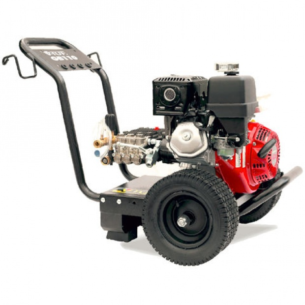 Oxtrad Tools V-Tuf Honda GB110 Industrial Petrol Pressure Washer 3000psi 200bar