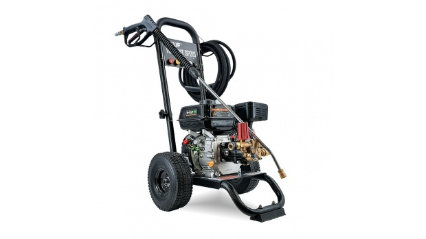 Oxtrad Tools Ltd V-Tuf Torrent SP210 Industrial Petrol Pressure Washer 3045psi 210bar