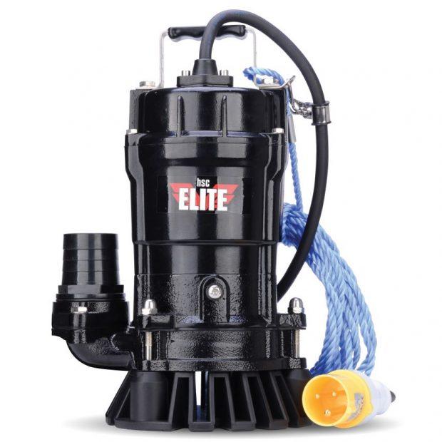 Oxtrad Tools Ltd Elite 50mm Dirty Water Submersible Pump 110v SPT500