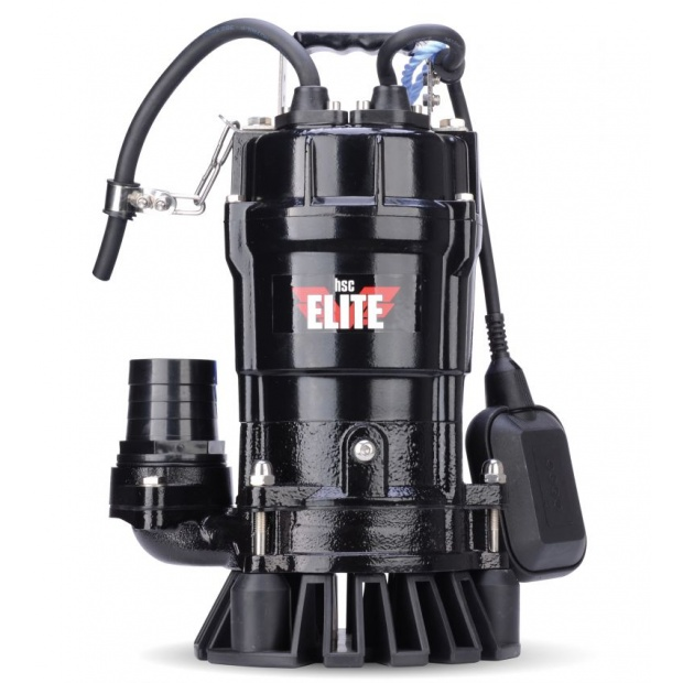 Oxtrad Tools Ltd Elite 50mm Dirty Water Submersible Pump & Float Switch 110v SPT500F