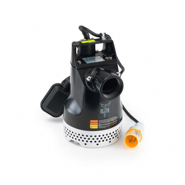 Oxtrad Tools Ltd Elite 50mm Dirty Water Submersible Pump with Float Switch 110v SPK450AF
