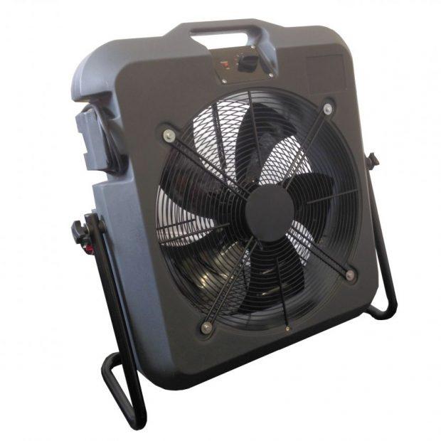 Oxtrad Tools Ltd Elite Tempest MB50 Fan 240v T5000230