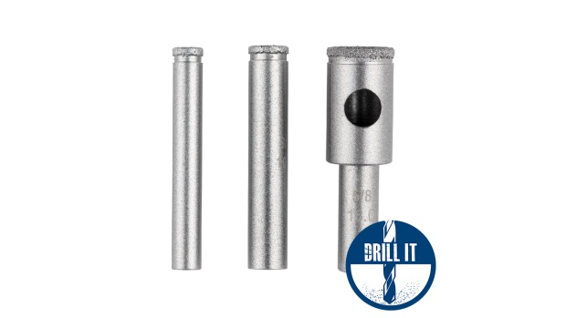 Duro Plus Diamond Tile Drill 6mm-16mm DP-CTD