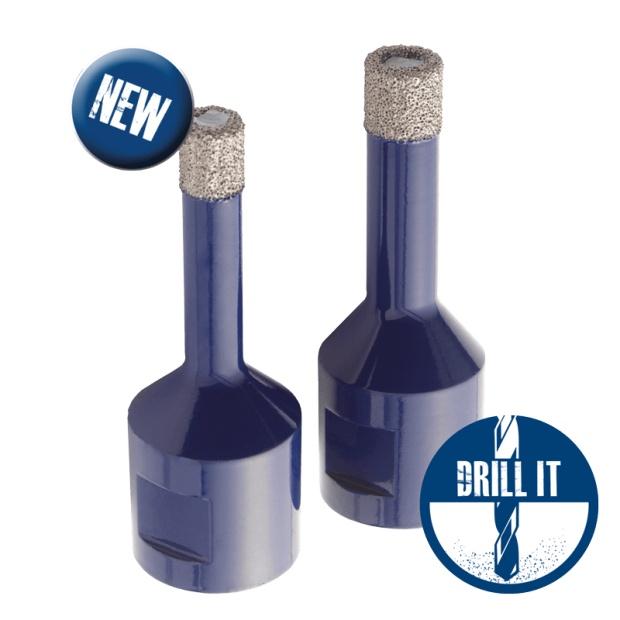 Oxtrad Tools Duro Ultra Angle Grinder Diamond Tile Drill 6mm-68mm DU-AGTD