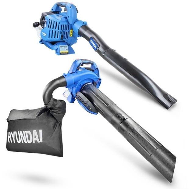 Hyundai Garden Leaf Blower Vacuum Shredder HYBV2600X