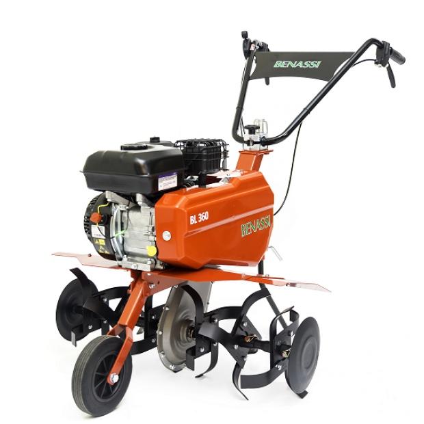 Oxtrad Tools Benassi Cultivator 60cm Loncin G200-F Engine BL360L