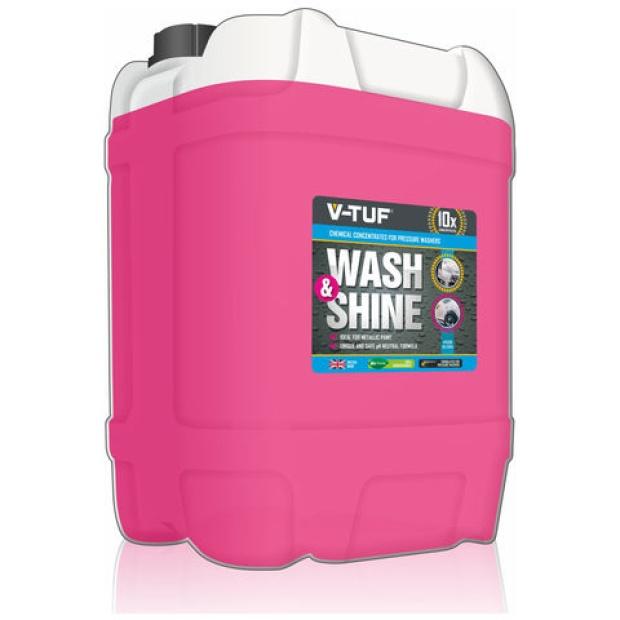 Oxtrad Tools V-TUF Wash & ShineTraffic Film Remover 20Ltr VTC120-20L