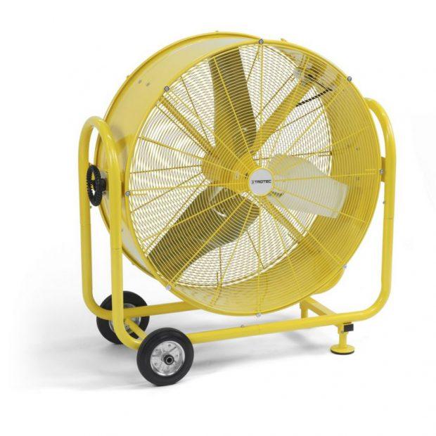 Trotec 75cm Industrial Wheeled Cooling Fan TTW25000S 240v