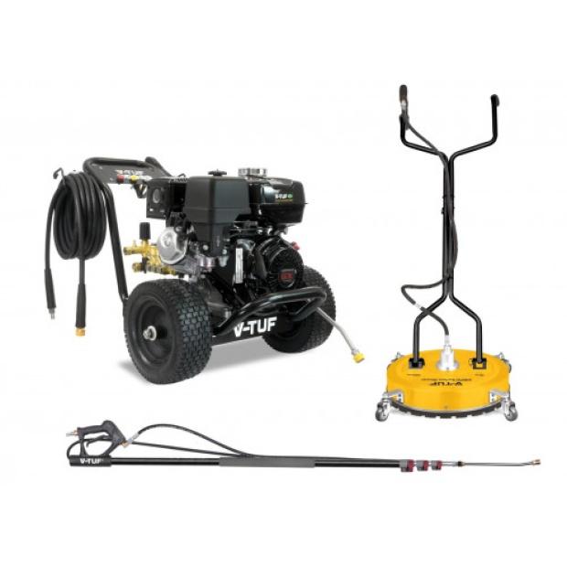 V-Tuf Honda DD080-Kit3 Pressure Washer & Maintenance Bundle 2900psi
