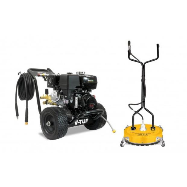 V-Tuf Honda DD080-Kit2 Pressure Washer 2900psi & Surface Cleaner