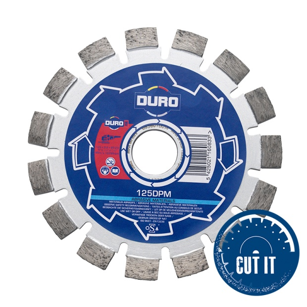 Duro Plus Mortar Raking Blade DPM