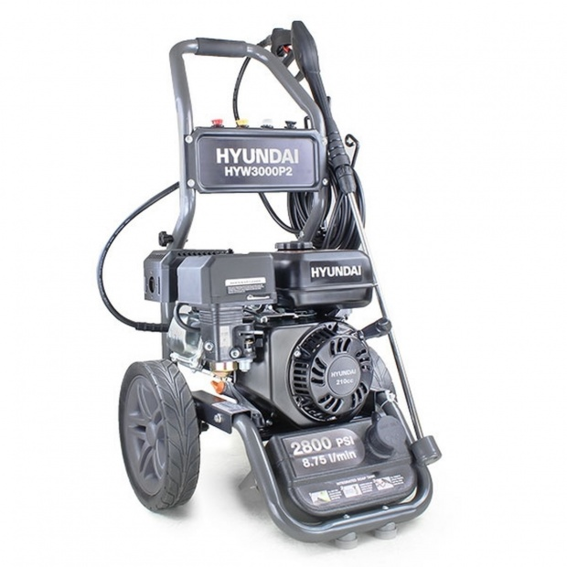 Hyundai Petrol Pressure Washer 2800psi HYW3000P2