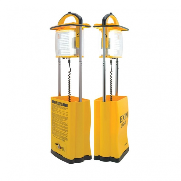 EXIN Portable Industrial Lighting System IN1600L