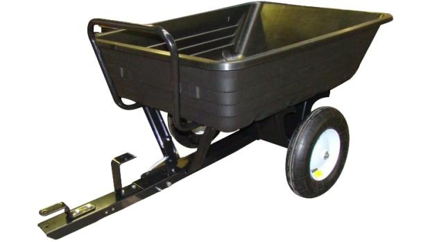 Garden Pride Push Or Tow Trailer Dump Cart GP227PTT