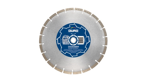 Duro Base 300DSBM Diamond Building Materials Blade 300mm x 20mm